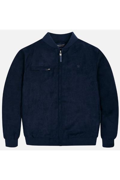 فروش پستی ژاکت دخترانه ترک برند MAYORAL رنگ آبی کد ty4968234