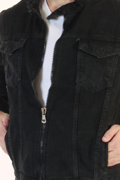 ژاکت مردانه سال ۹۹ برند Ecarte Jeans رنگ مشکی کد ty50842093