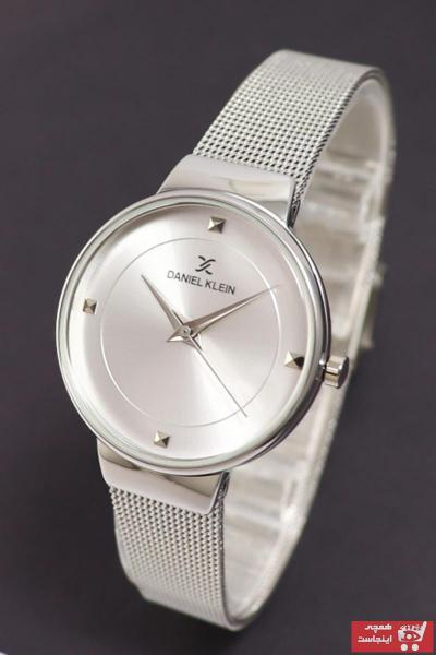 خرید نقدی ساعت مچی زنانه  برند Daniel Klein رنگ نقره کد ty52888965