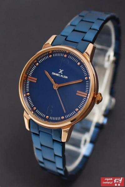 فروش ساعت زنانه برند Daniel Klein رنگ لاجوردی کد ty54947431