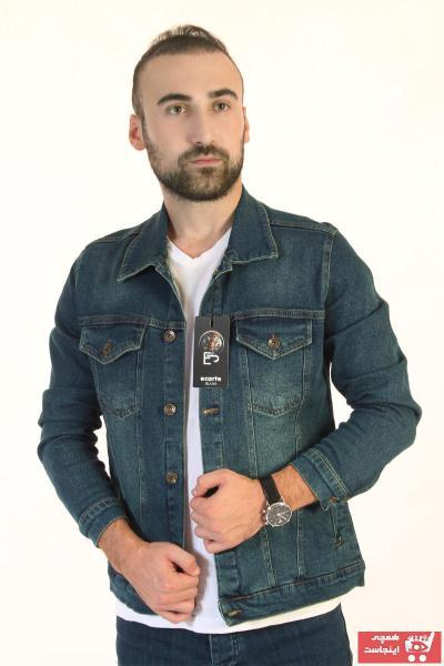 خرید ژاکت 2020 مردانه برند Ecarte Jeans رنگ سبز کد ty57392833