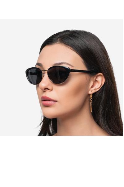 فروش پستی ست عینک آفتابی زنانه برند Daniel Klein رنگ مشکی کد ty5898790