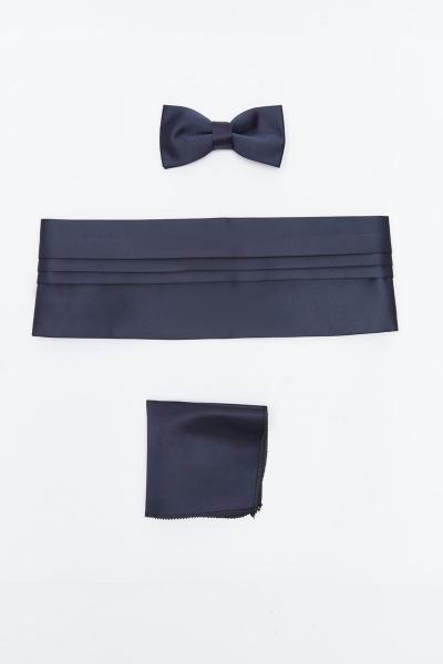 کراوات مردانه مارک دار برند آوا رنگ لاجوردی کد ty5930380