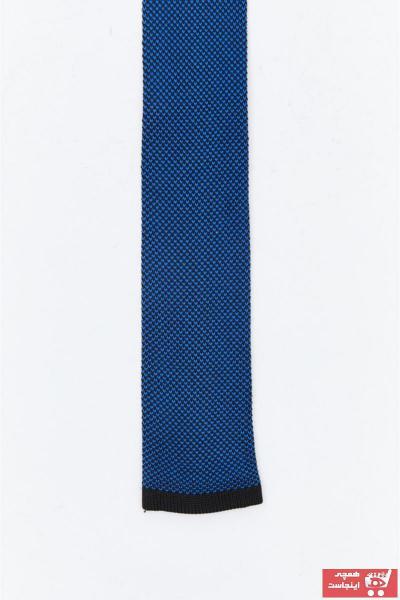 کراوات مردانه مارک برند آوا رنگ آبی کد ty5930591