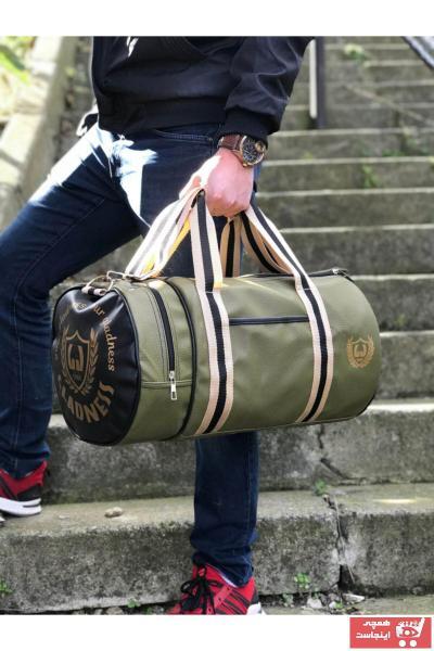 خرید پستی کیف ورزشی جدید برند MEGA ÇANTA رنگ سبز کد ty61521415