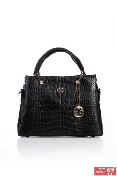 خرید کیف دستی غیرحضوری برند ASLAN ÇANTA رنگ مشکی کد ty66536218