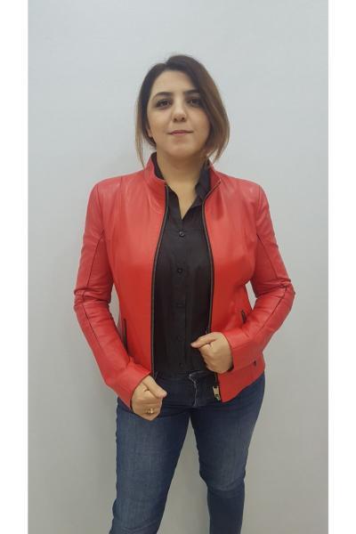 فروش ژاکت زنانه 2020 برند ELİTELEDER رنگ قرمز ty68070089