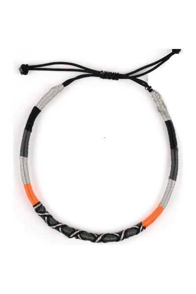 خرید پابند زنانه شیک برند Bidüğüm رنگ نقره ای کد ty68837416