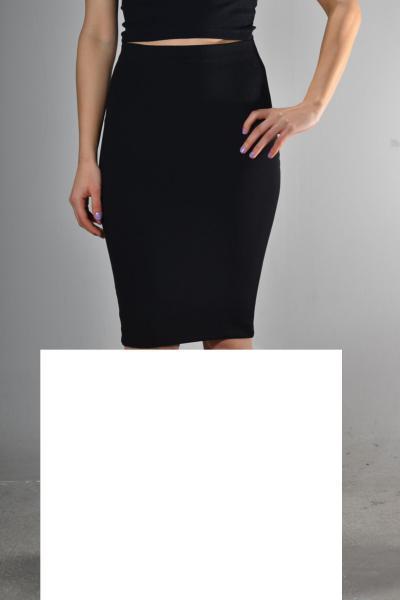 فروش اینترنتی دامن زنانه با قیمت برند BADO WOMAN رنگ مشکی کد ty68965563