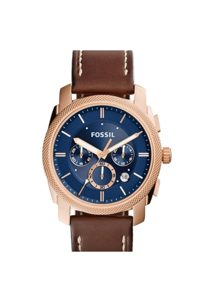 ساعت مردانه ست برند Fossil رنگ لاجوردی کد ty70872799