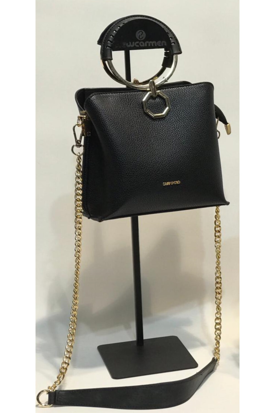فروش کیف مجلسی دخترانه برند RAZ BAGS رنگ مشکی کد ty72602525