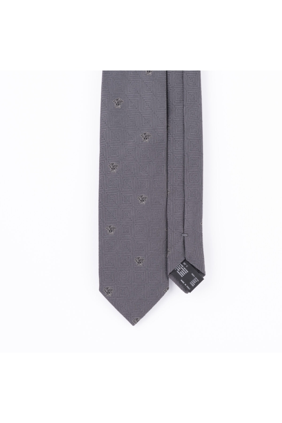 خرید نقدی کراوات مردانه ترک برند ورساچ رنگ نقره ای کد ty73464747