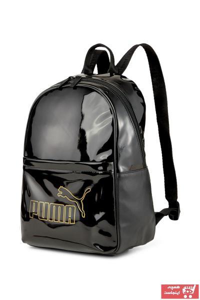 خرید انلاین کوله پشتی جدید زنانه شیک برند Puma رنگ مشکی کد ty75466047