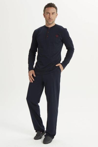 فروشگاه ست راحتی مردانه اینترنتی برند Espuar رنگ لاجوردی کد ty75468717