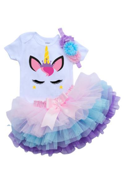 دامن نوزاد دخترانه شیک جدید برند bba new trend رنگ آبی کد ty77187470
