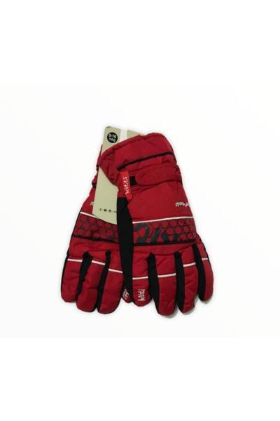 دستکش جدید برند Kitti رنگ قرمز ty77854514