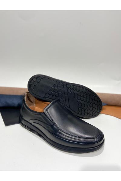 خرید کفش کلاسیک از ترکیه برند VELOCE رنگ مشکی کد ty79581358
