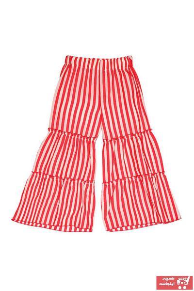 سفارش اینترنتی شلوار دخترانه برند Nanica Kids رنگ قرمز ty81552825