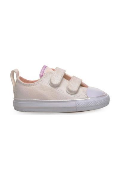 خرید نقدی کفش اسپرت نوزاد دخترانه فروشگاه اینترنتی برند converse رنگ بژ کد ty8278280