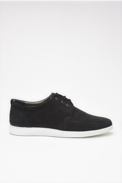 کفش کلاسیک مردانه شیک و جدید برند هاتیچ اورجینال رنگ مشکی کد ty83153248