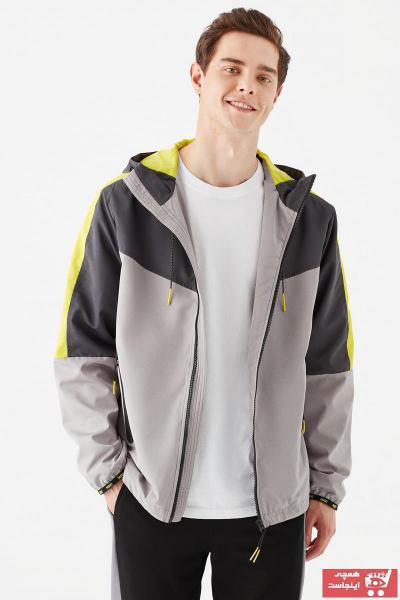 خرید نقدی ژاکت مردانه ترک برند ماوی رنگ نقره ای کد ty87727914