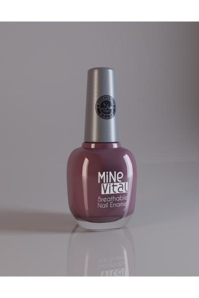 خرید انلاین لاک ناخن جدید برند Minevital رنگ صورتی ty88257907