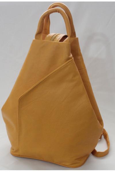 کوله پشتی خاص برند MEBES رنگ زرد ty92874972
