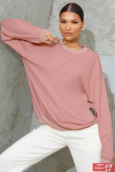 فروش سویشرت زنانه حراجی برند Millionaire رنگ بنفش کد ty93149653
