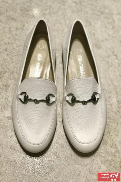 کفش تخت فانتزی زنانه برند TUNAELLİ کد ty94696308