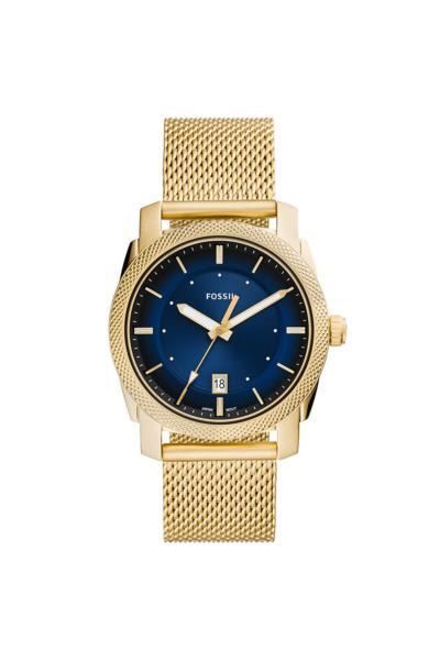 ساعت مردانه تابستانی برند Fossil رنگ طلایی ty95489391