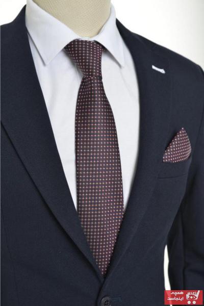 کراوات مردانه  برند Brianze رنگ لاجوردی کد ty95878866