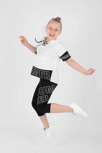ست لباس دخترانه جدید برند Ahenk Kids کد ty96007058