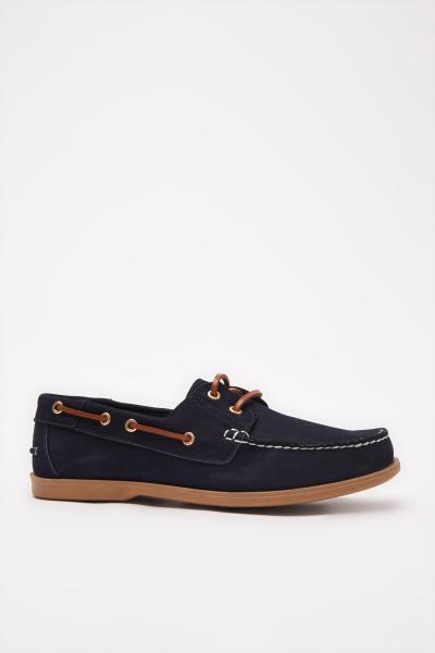 کفش کلاسیک پاییزی مردانه برند هاتیچ رنگ مشکی کد ty97486783