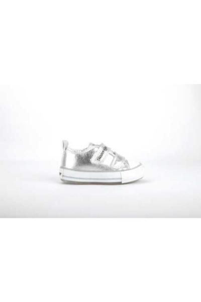 خرید اینترنتی کفش اسپرت نوزاد پسرانه فانتزی برند اسلازنگر رنگ نقره کد ty98092749