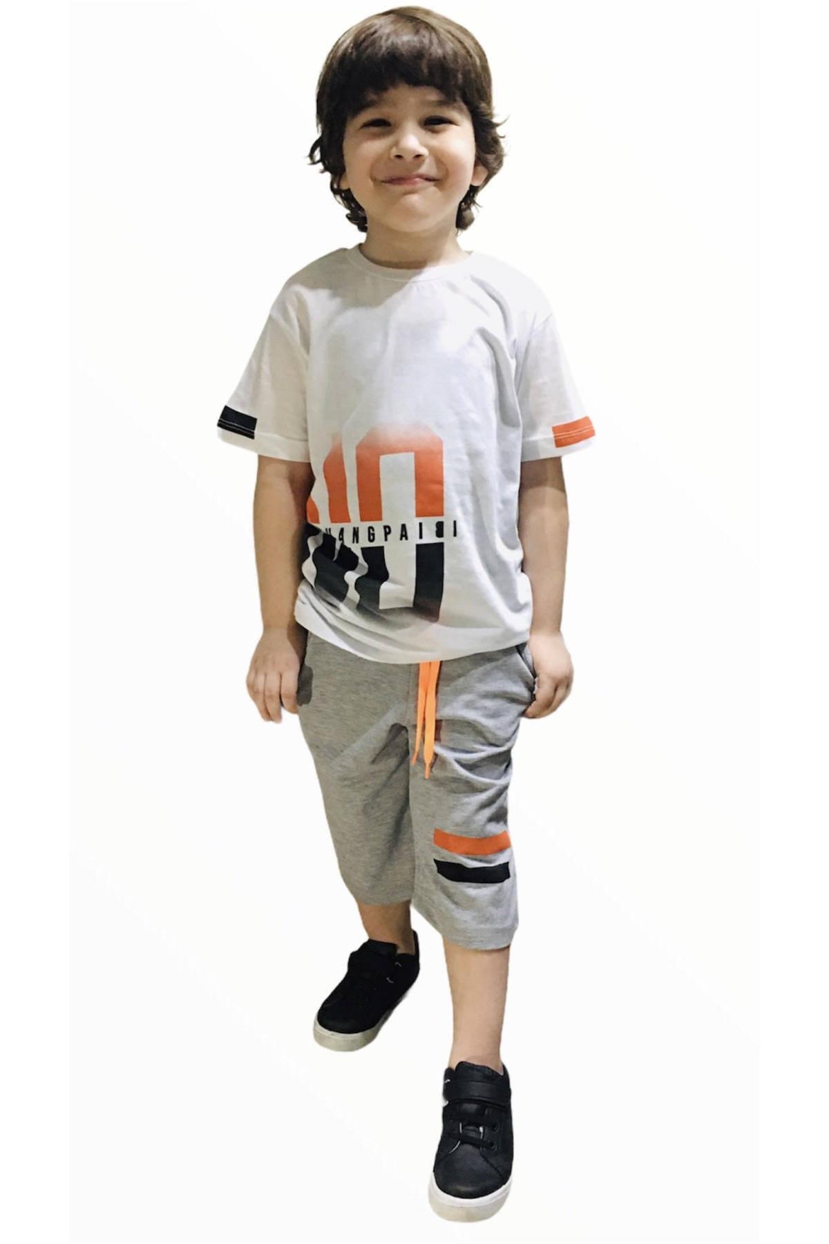 خرید ست لباس پسرانه فانتزی برند Minigo کد ty106896338