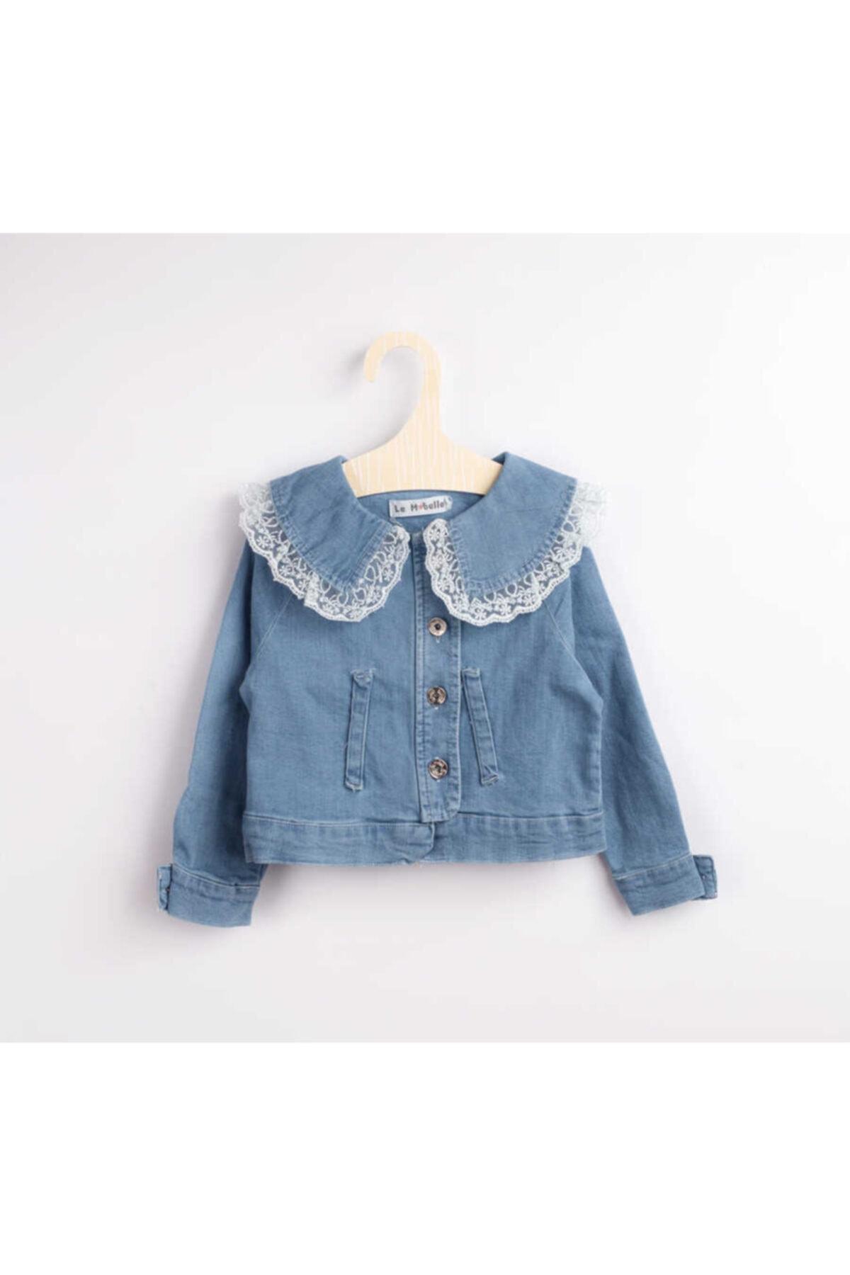 ژاکت دخترانه فروشگاه اینترنتی برند Le Mabelle رنگ آبی کد ty107173799