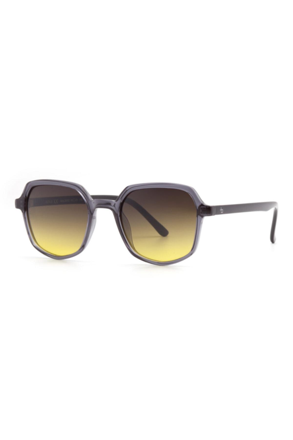 خرید پستی عینک آفتابی زیبا زنانه برند BEN.X رنگ نقره ای کد ty112576059