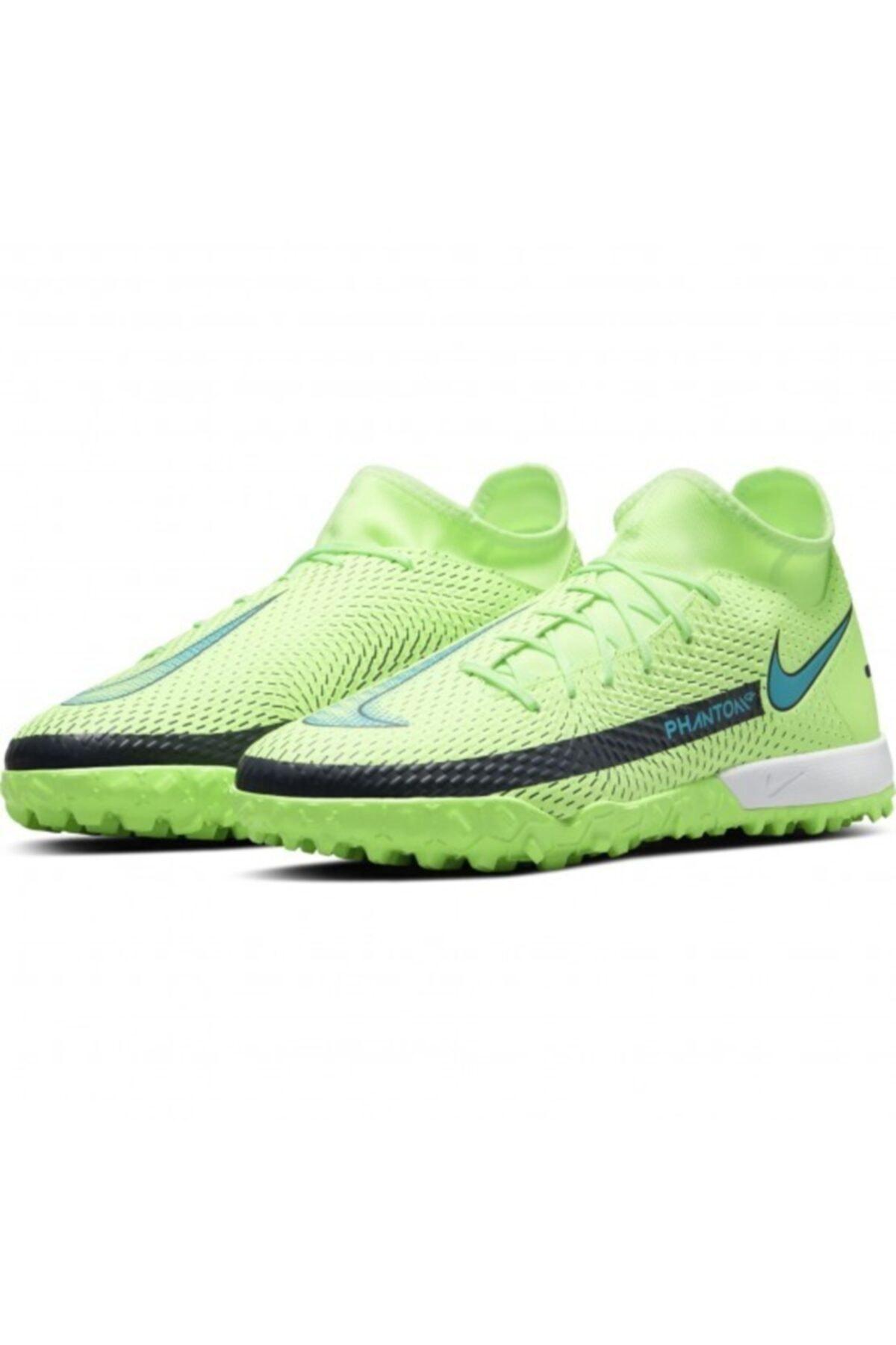 خرید نقدی کفش کتونی مردانه ترک  برند Nike رنگ سبز کد ty114336222