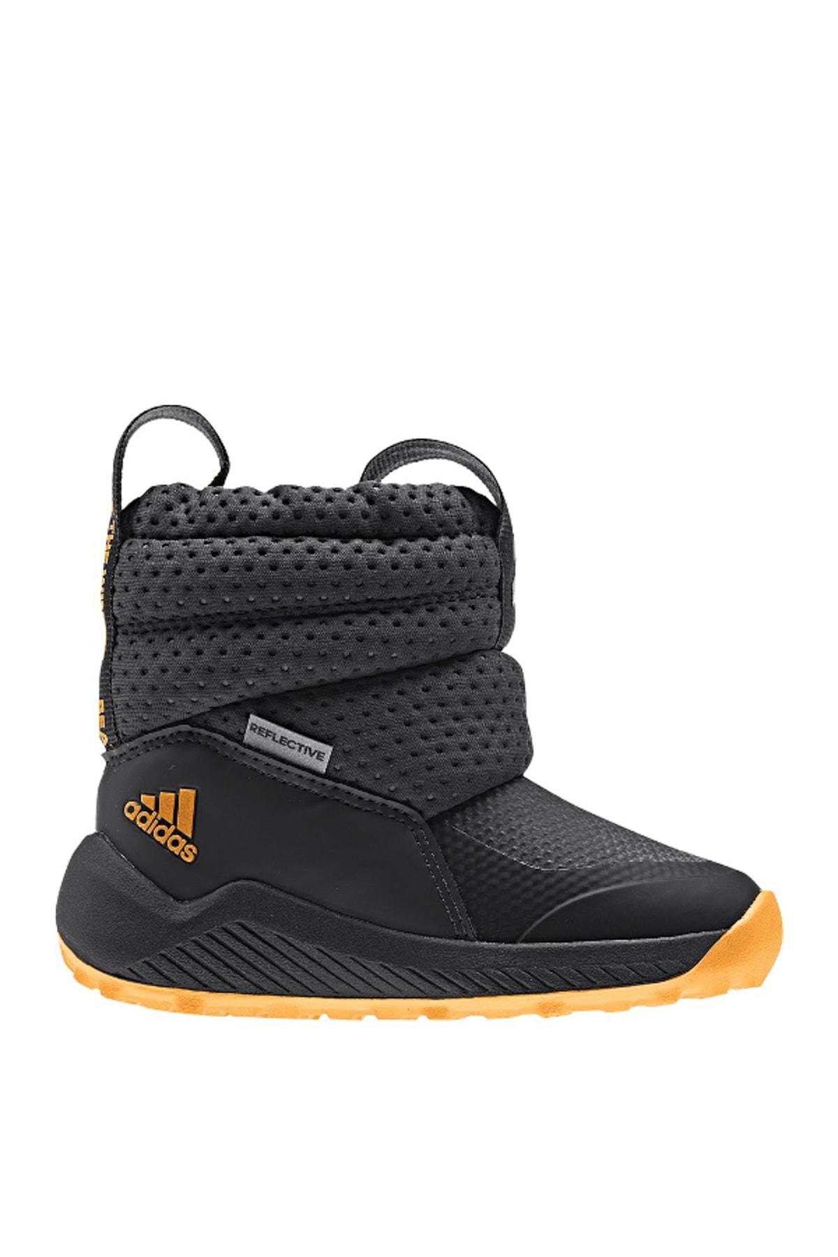 بوت بچه گانه پسرانه مارک دار برند adidas رنگ نقره ای کد ty32510210