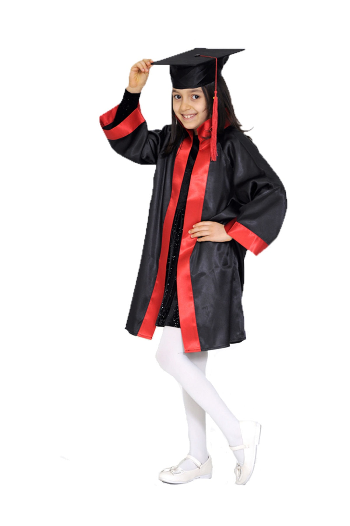 مدل لباس خاص 2021 برند Mezuniyetshop رنگ مشکی کد ty35196601