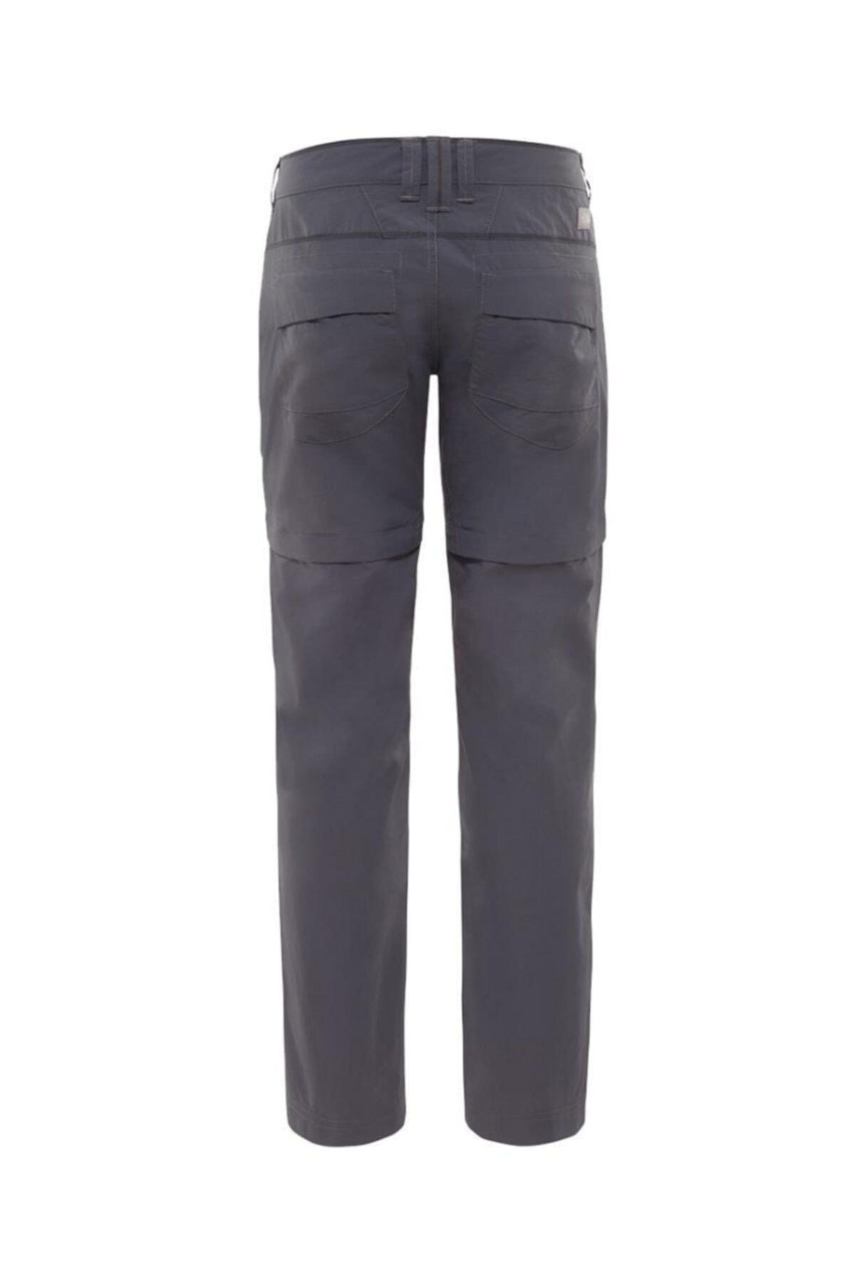 فروش انلاین شلوار ورزشی مردانه ارزان برند The North Face رنگ نقره ای کد ty3660854