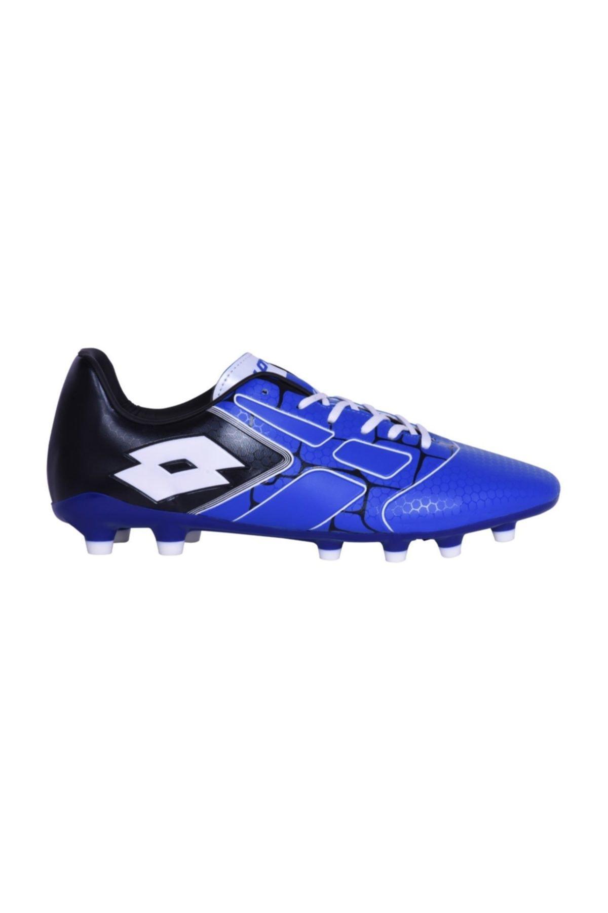 کفش فوتبال مردانه طرح دار برند لوتو رنگ آبی کد ty36841918