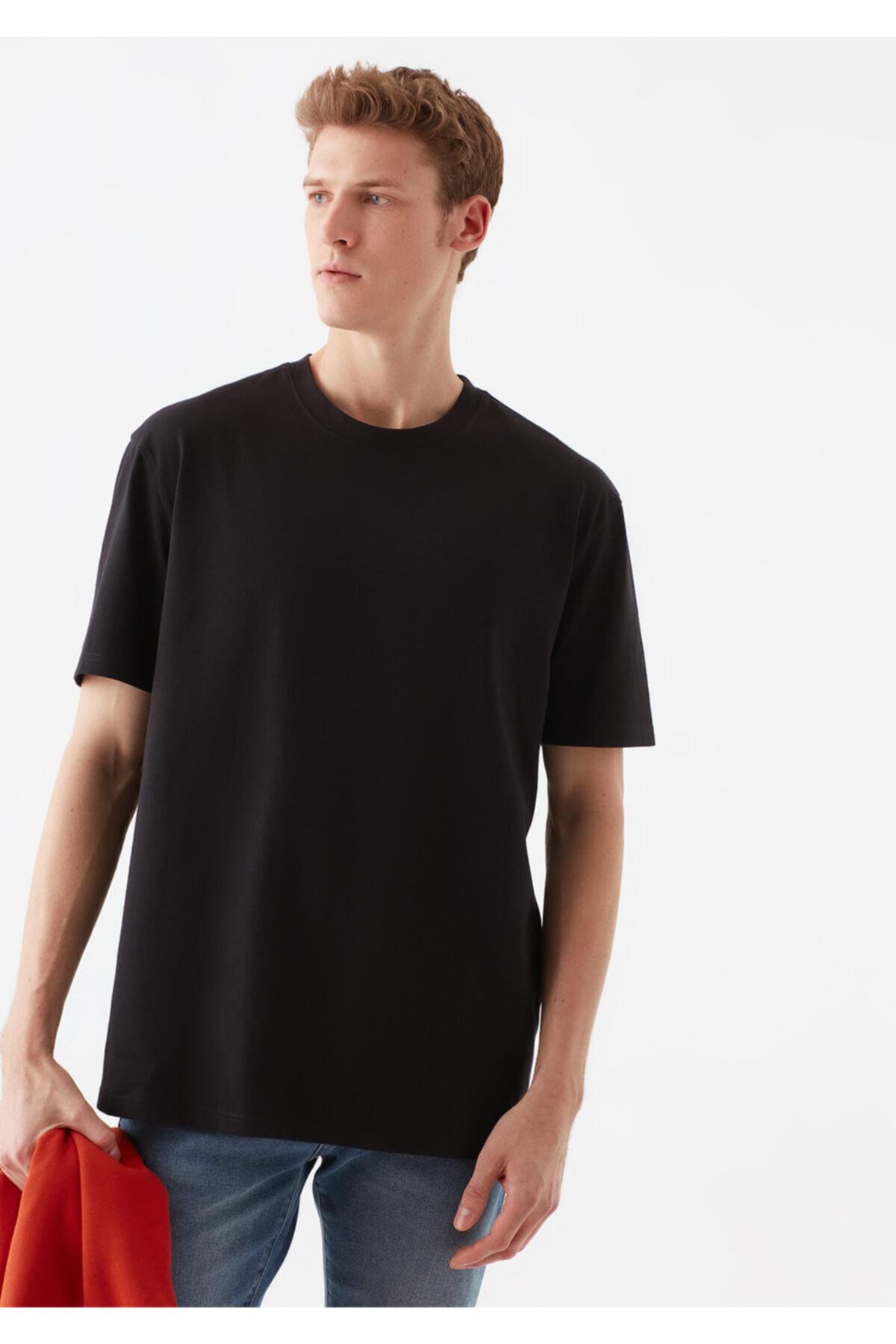 تی شرت مردانه قیمت مناسب برند ماوی رنگ مشکی کد ty36981385