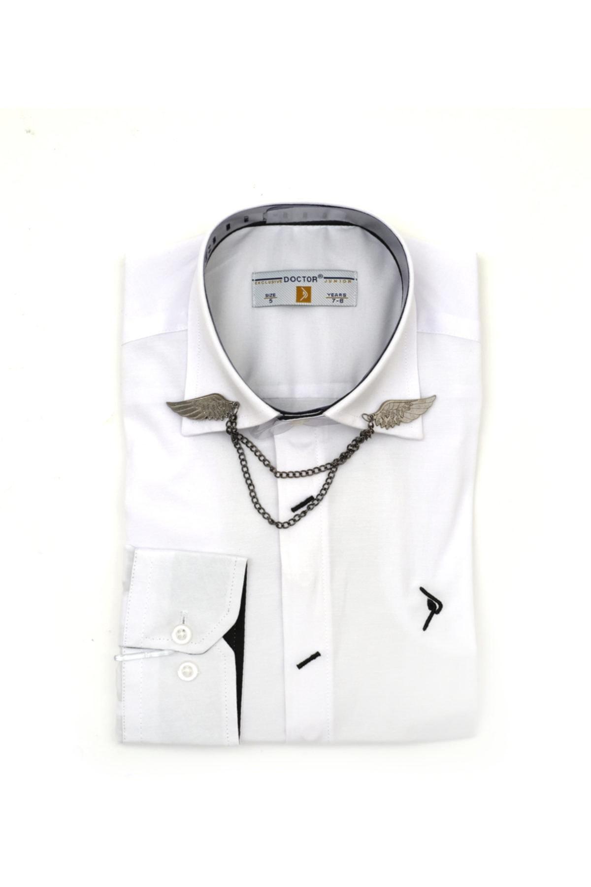 خرید نقدی پیراهن ارزان بچه گانه برند Doctor junior کد ty37023276