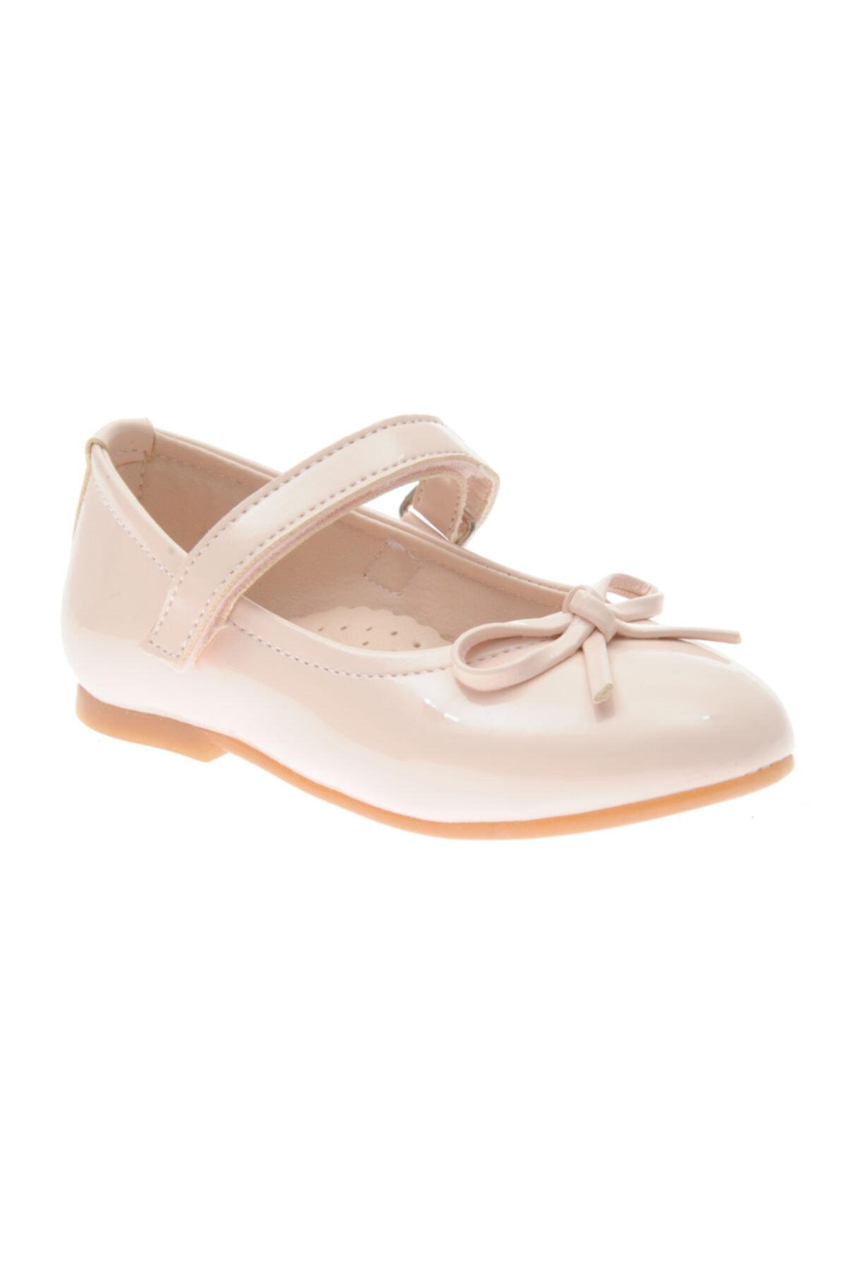 کفش تخت نوزاد دختر حراجی برند Panço رنگ صورتی ty37350388