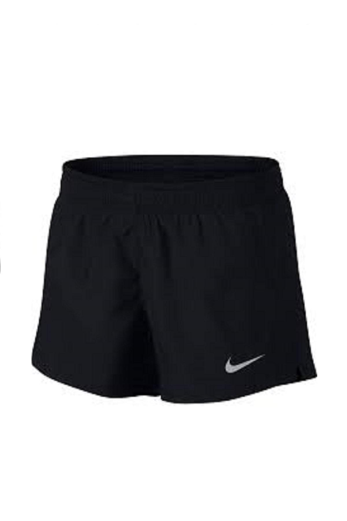 فروش شلوارک ورزشی مردانه جدید مارک نایک رنگ مشکی کد ty3979725