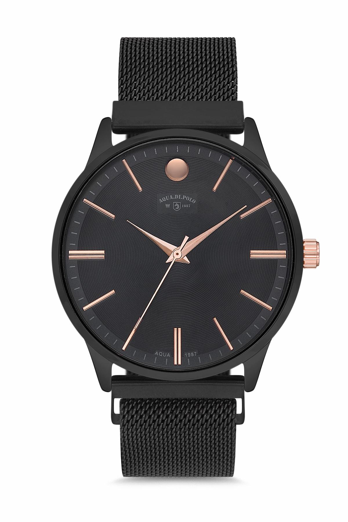 خرید آنلاین ساعت زنانه اورجینال مارک Aqua Di Polo 1987 رنگ مشکی کد ty40648848