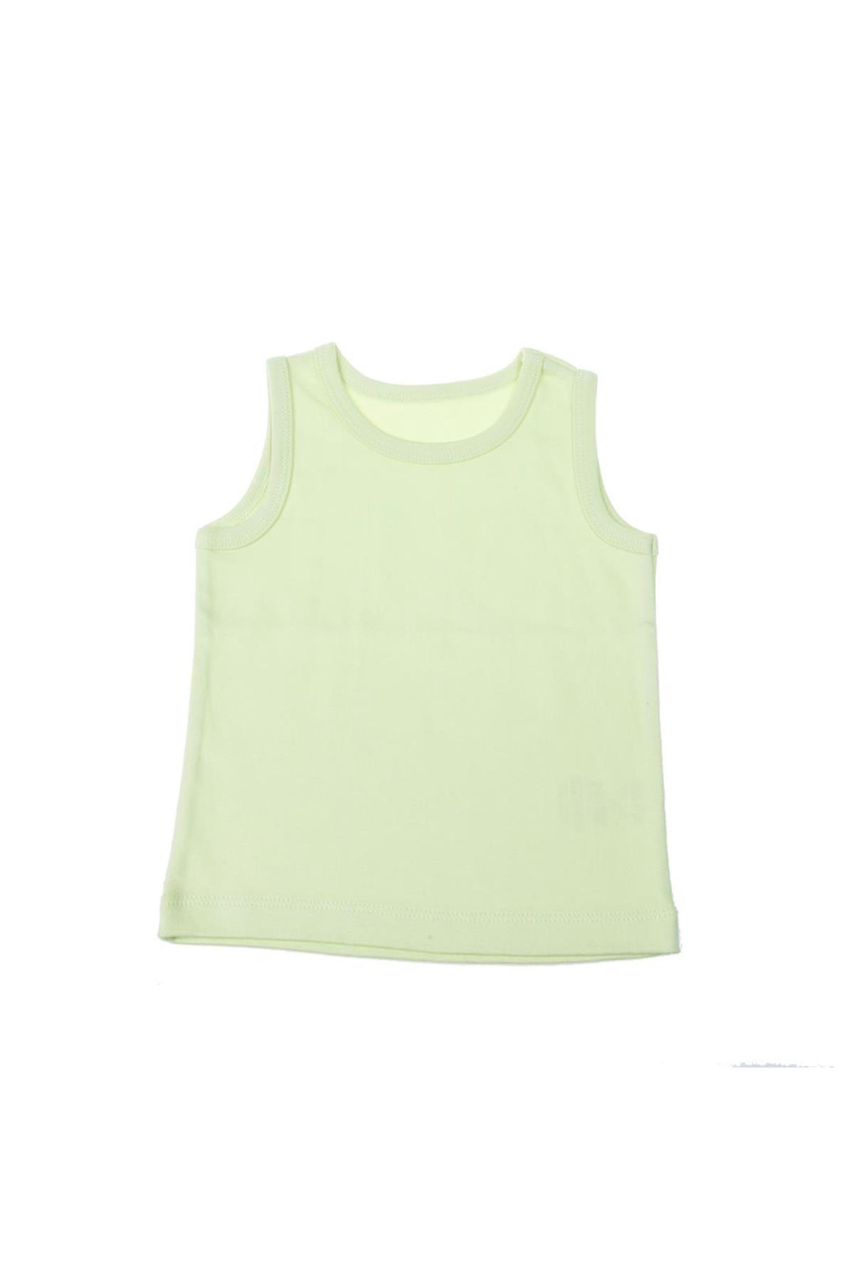 فروش تاپ بچه گانه پسرانه شیک و جدید برند Mini Ropa رنگ سبز کد ty46258190