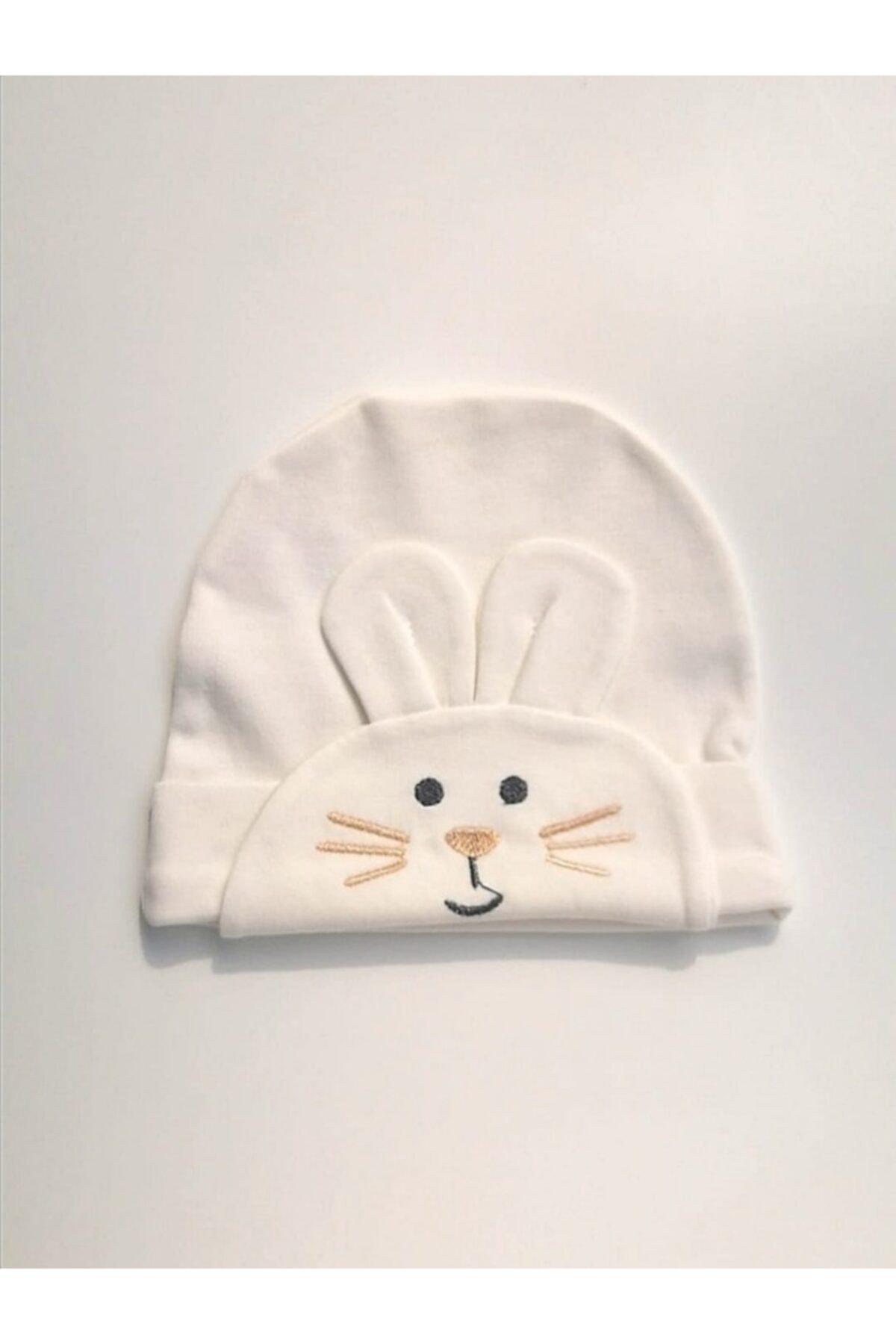خرید انلاین کلاه نوزاد دختر ترکیه برند Kayra رنگ بژ کد ty46379591