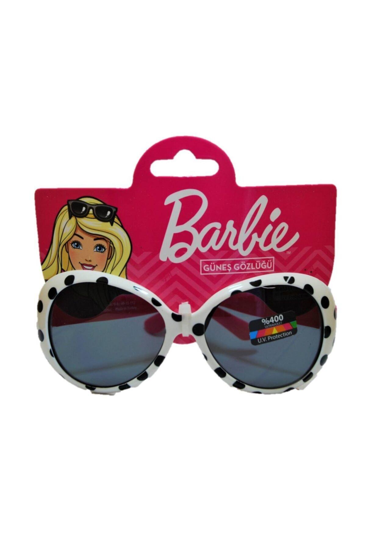 خرید مدل عینک آفتابی بچه گانه دخترانه برند Barbie رنگ مشکی کد ty46439490